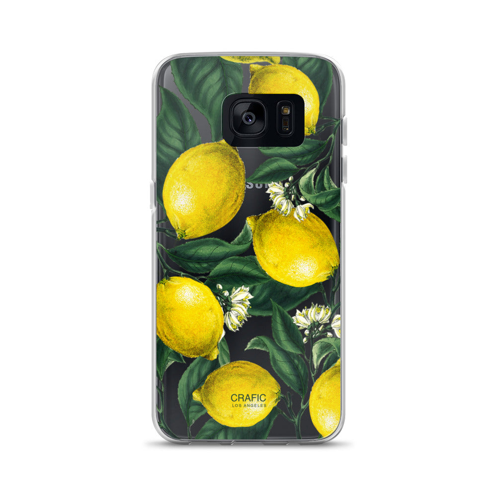 Lemon Samsung Case