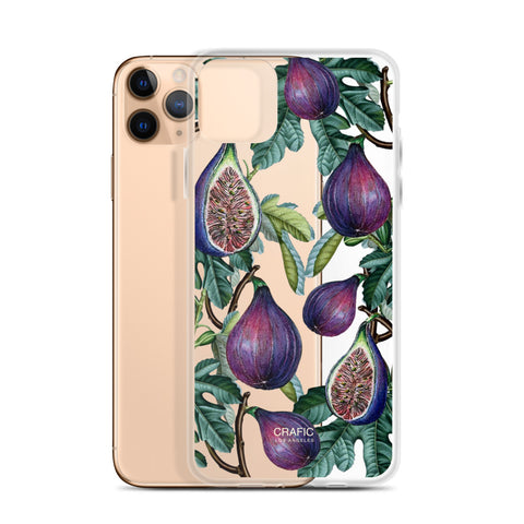 Figs Garden iPhone 11 Case