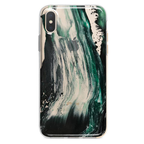 Painter iPhone Xs Max case