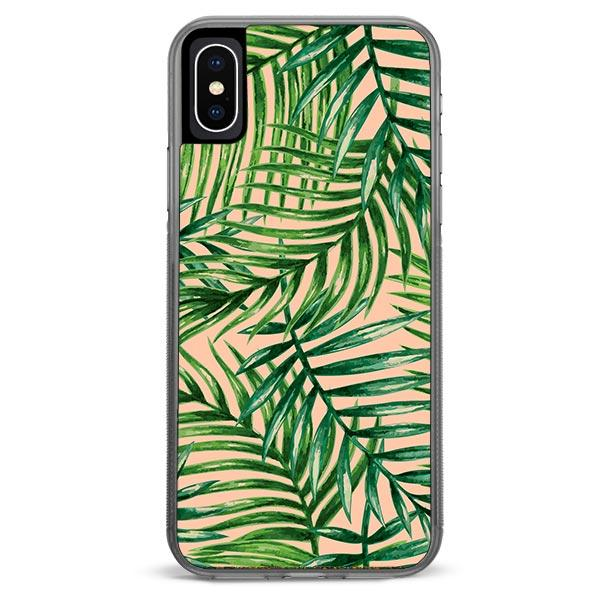 Palm Leaves iPhone Xs / X Case