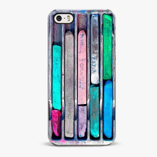 Pastel Mood iPhone SE Case