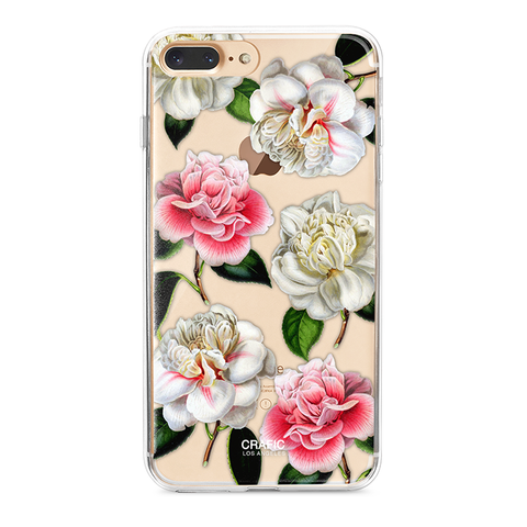 Peonies iPhone 7 Plus Case