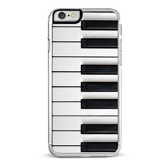 Piano Keyboard iPhone 6/6S Case