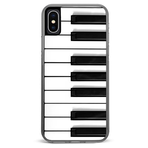 Piano Keyboard iPhone X Case