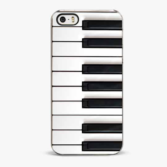 Piano Keys iPhone 5/5S Case