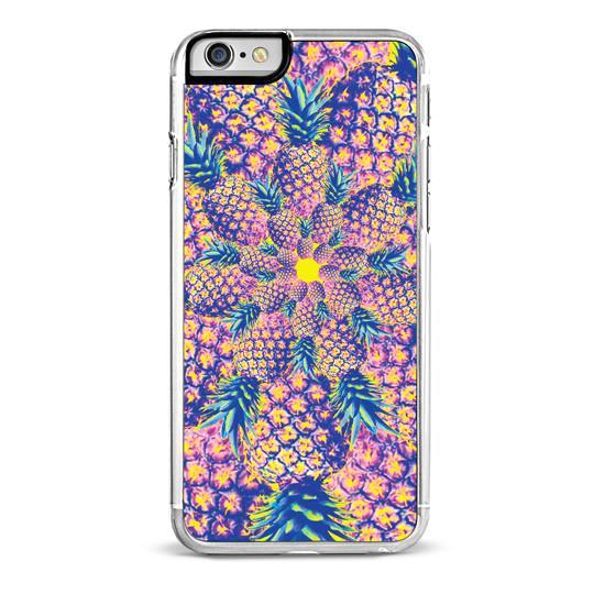 Pineapple Spiral iPhone 6/6S Plus Case
