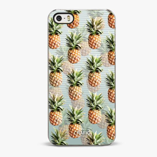 PINEAPPLES IPHONE SE CASE