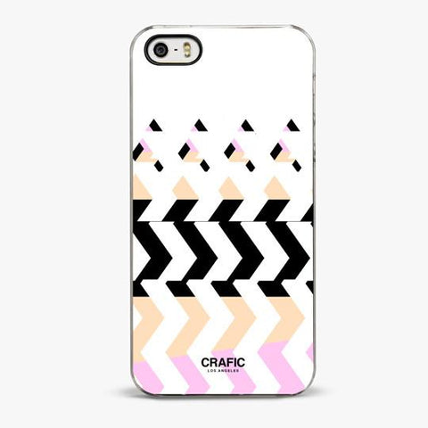 Pink Manicure iPhone 5/5S Case