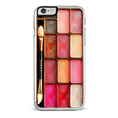 Pinky Makeup iPhone 6/6S Case