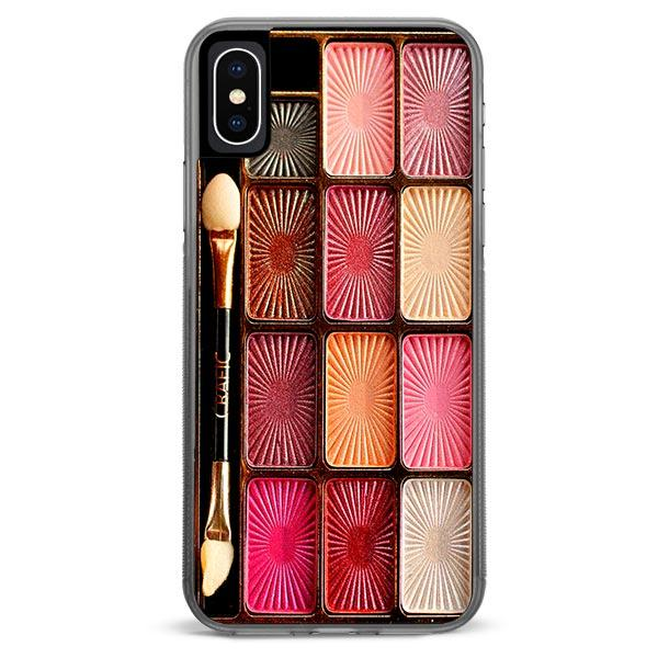 Pinky Makeup iPhone Xs / X Case