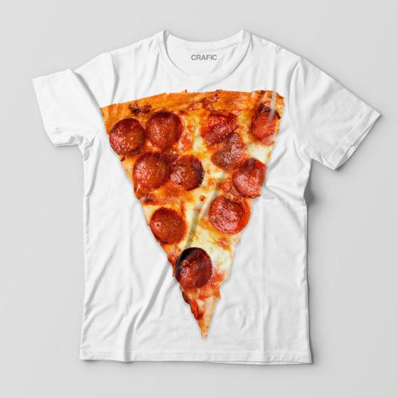 Pizza Slice Graphic Tee