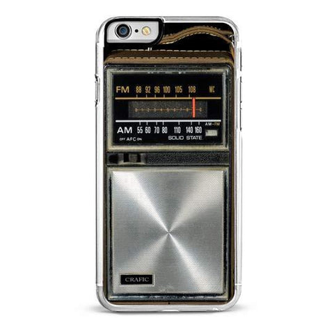 Pocket Radio iPhone 6/6S Case