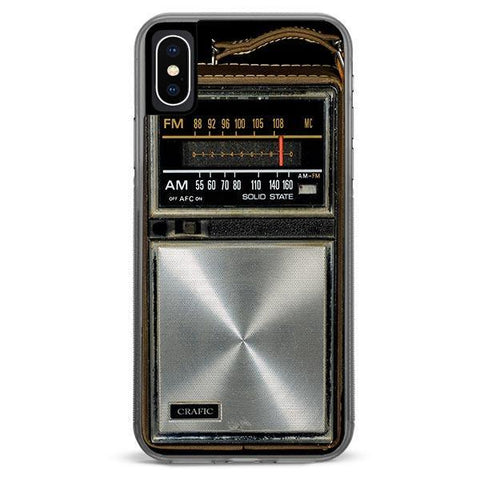 Pocket Radio iPhone Xs Max case