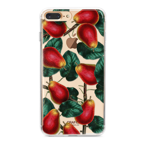 Red Pears iPhone 7 / 8 Plus Case