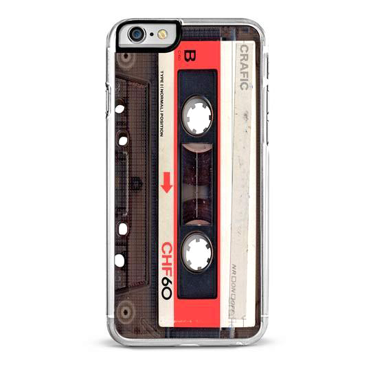 Red Vintage Tape iPhone 7 / 8 Case