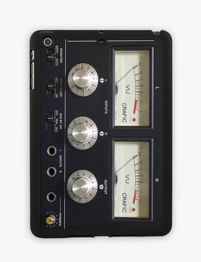 Retro Amplifier iPad Mini Case