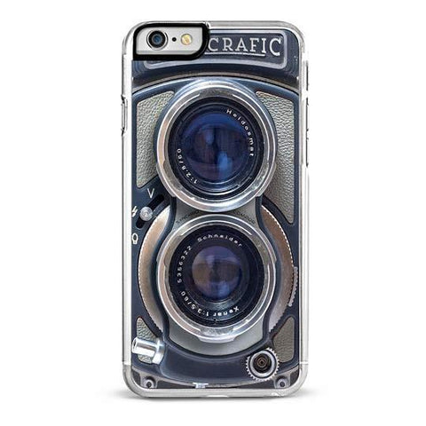 RETRO CAMERA IPHONE 6/6S CASE