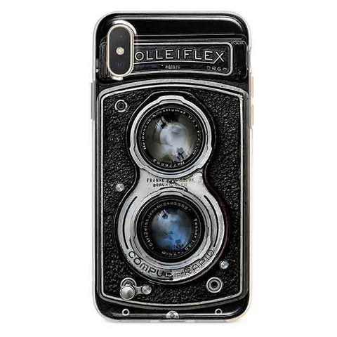 Vintage Camera iPhone Xs Max case
