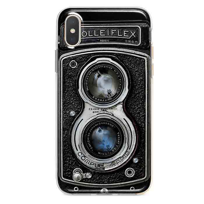 Vintage Camera iPhone XR case