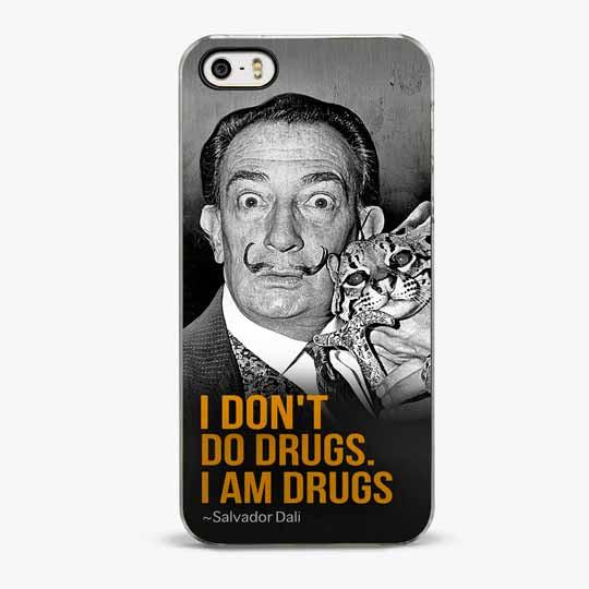 Salvador Dali iPhone 5/5S Case