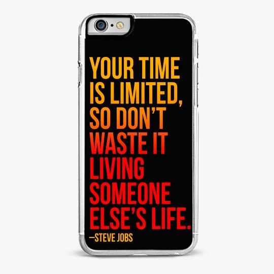 Steve Jobs iPhone 6/6S Plus Case