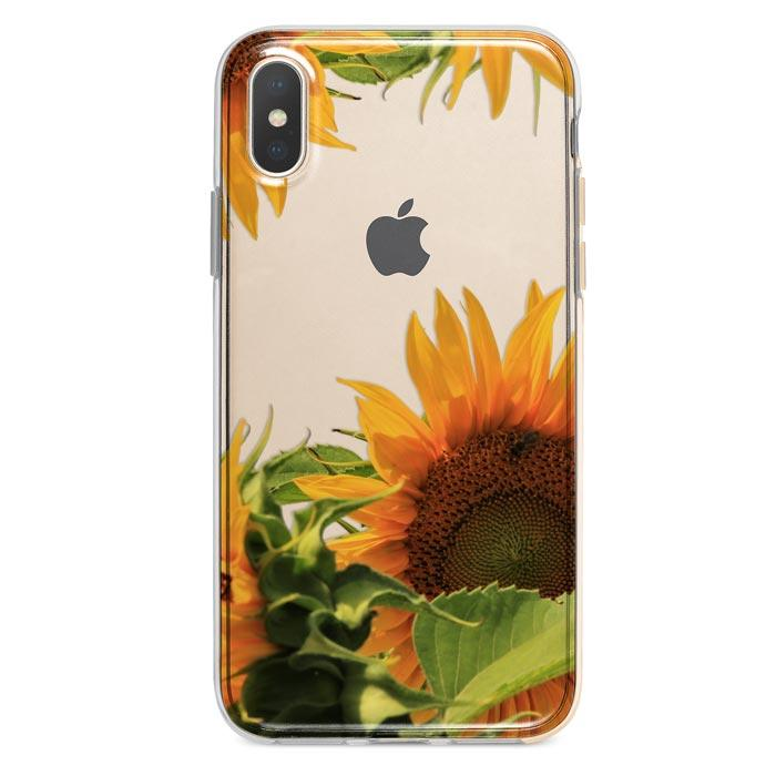 Sunflower iPhone XR case