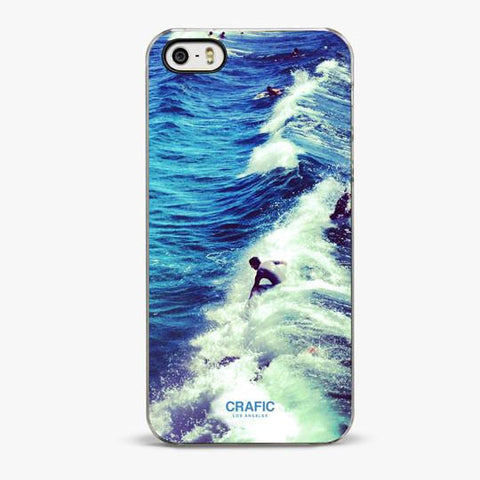 Surfer iPhone 5/5S Case