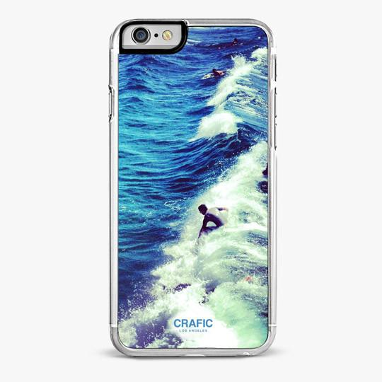 Surfer iPhone SE Case