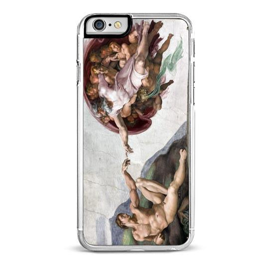The Creation Of Adam iPhone 6/6S Plus Case
