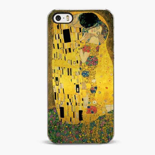 The Kiss iPhone SE Case
