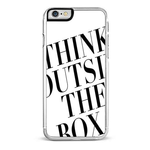 Think Outside The Box iPhone 6/6S Case