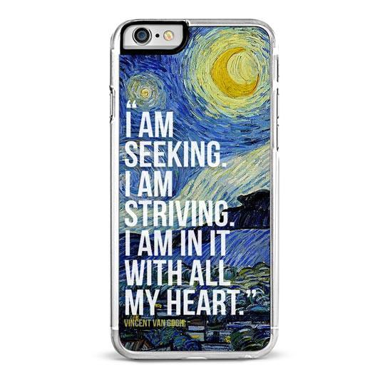 Vincent Van Gogh iPhone 6/6S Case