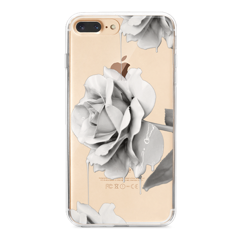 VINTAGE ROSE IPHONE 7/7 PLUS CASE-IPHONE 7 PLUS CASE-CRAFIC