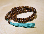malas.ca custom oak mala