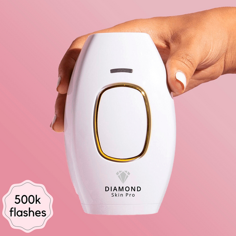 Diamond IPL Laser Hair Removal Machine