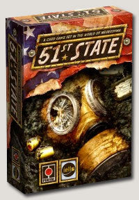 51st State Card Game