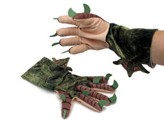 Cthulhu Plush Gloves