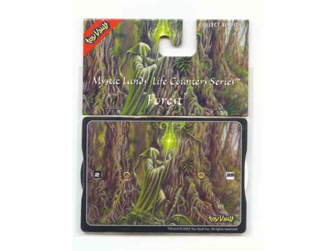 Mystic Lands Forest Life Counter