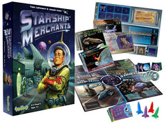 Starship Merchants Board Game