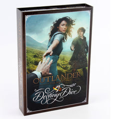 Outlander: Destiny Dice Game