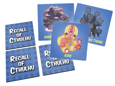 Recall of Cthulhu: The Dreamlands Expansion
