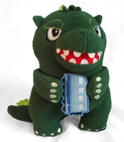 My First Godzilla Plush