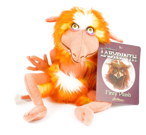 Firey Plush from Jim Henson's Labyrinth