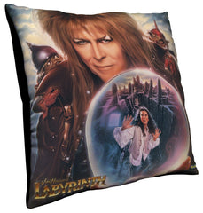 'The Labyrinth' Decorative Throw Pillow