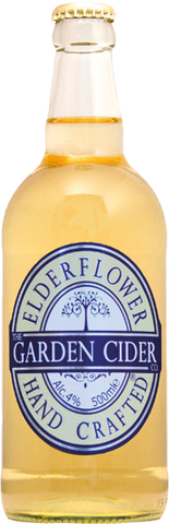 Elderflower Garden Cider
