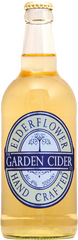 Garden Cider - 12 x 500m - Elderflower 4%