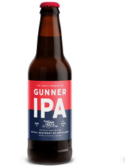 Crafty Brewing Co - 12 x 500ml - Gunner IPA 4.2%