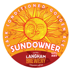 Langham Brewery -12 x 500ml -  Sundowner 4.2%