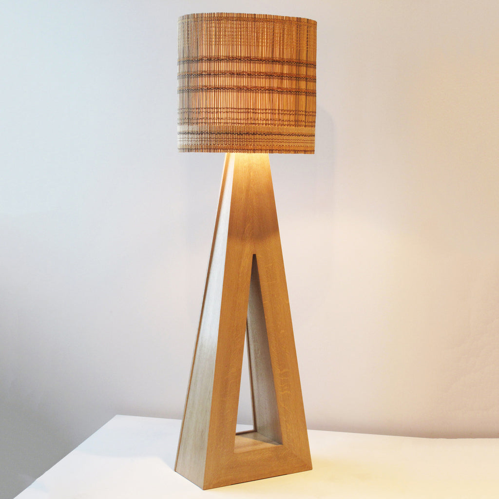 Twenty First Gallery Anne Vincent Corbiere Chaing Saen Floor Lamp Light