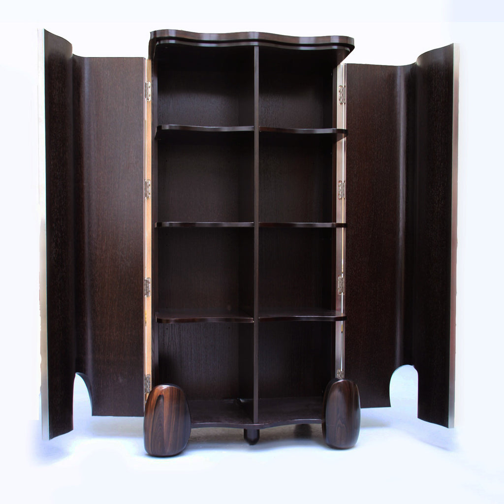 Twenty First Gallery Hubert Le Gall Mahjong Cabinet Armoire
